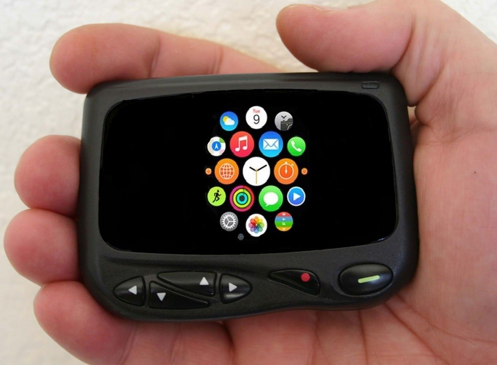 The Apple Pager