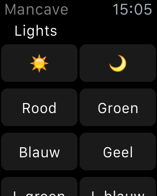 iControl (used to control my lighting at home)